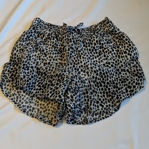 Old Navy Dotted Shorts